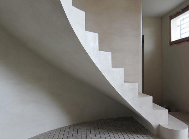 Escaliers Sur Voute Sarrasine